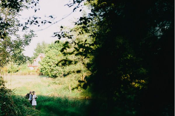 Portland Outdoor Wedding