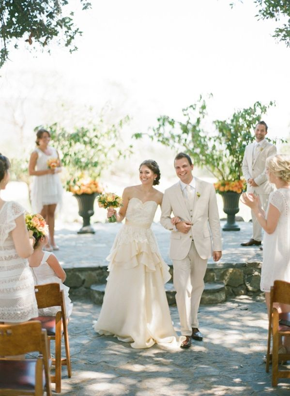 Rustic Napa Valley Wedding