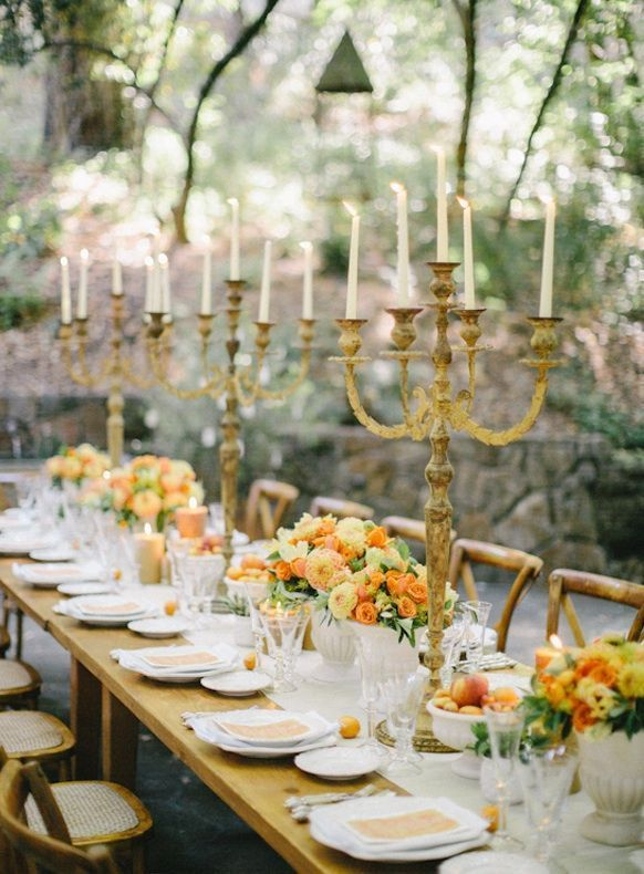 Country Wedding Ideas For Reception
