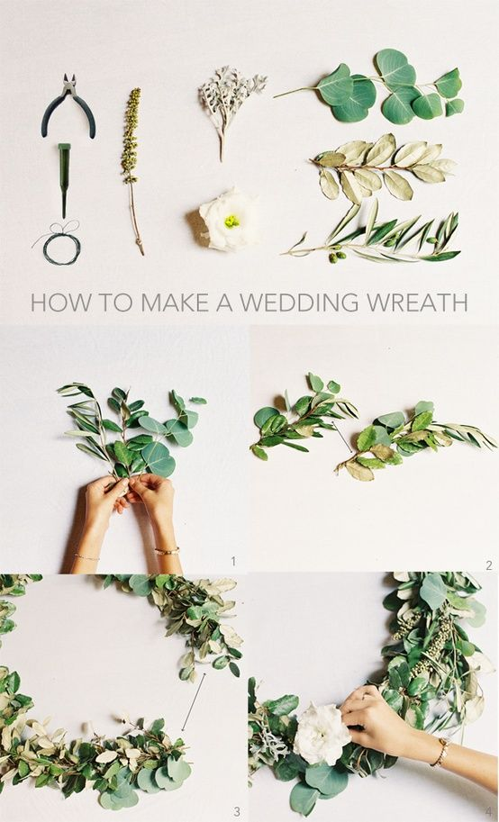 DIY-greenery-wreath