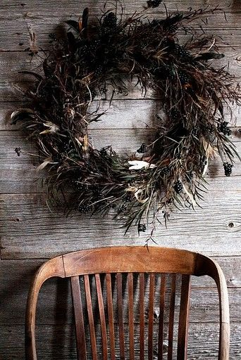 wreaths fall natural