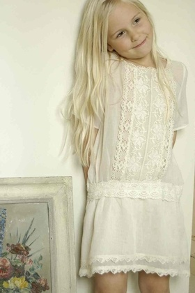 alexa dress flower girl