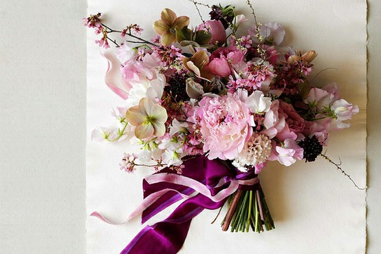 amy merrick pink bouquet