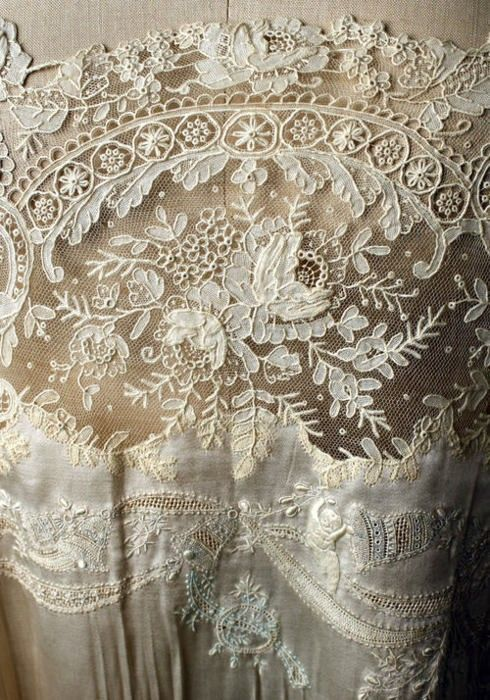 antique vintage lace