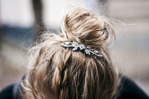 barrette hair accessory