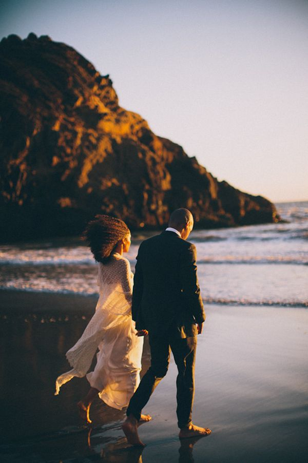 Beach Real Wedding Ideas