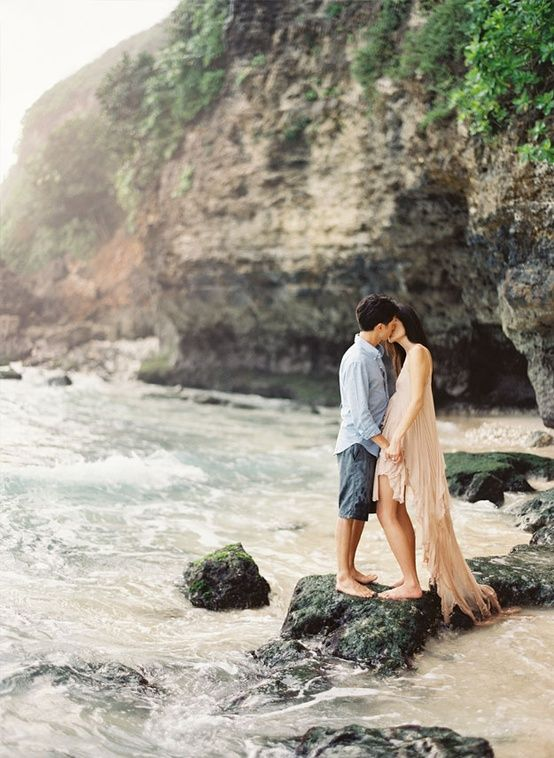 beautiful bali couple