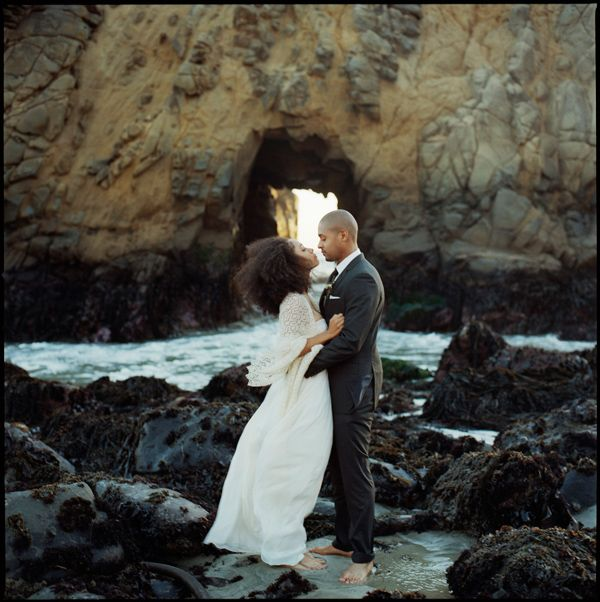 Big Sur Beach Wedding