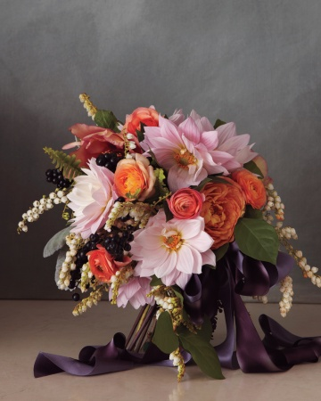 bouquet-pink-purple-white