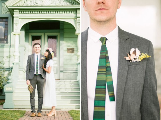 california handmade wedding