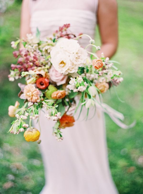 Central Park Wedding Flowers