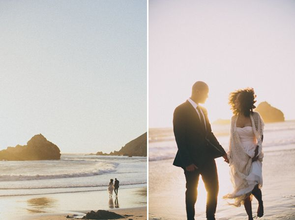 Coastline Destination Wedding