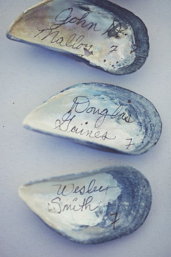 daughters of poseidon oyster name cards
