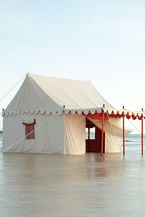 daughters of poseidon tent