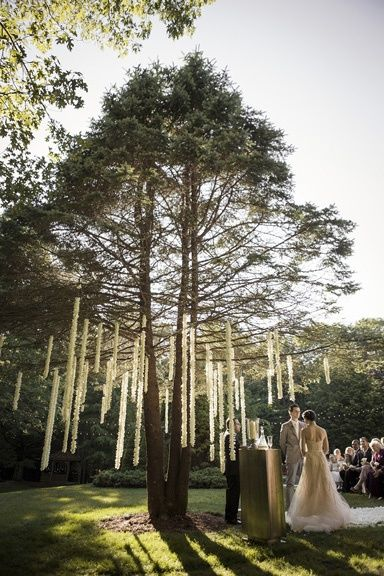 east hampton outdoor wedding
