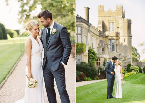 Elegant Castle Wedding Ideas