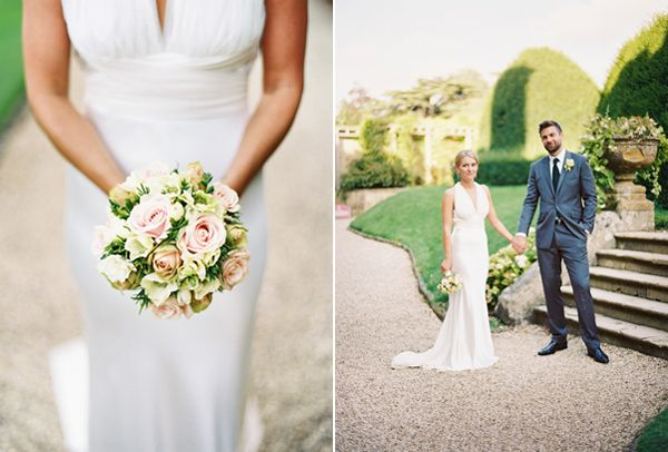 Elegant Estate Garden Wedding