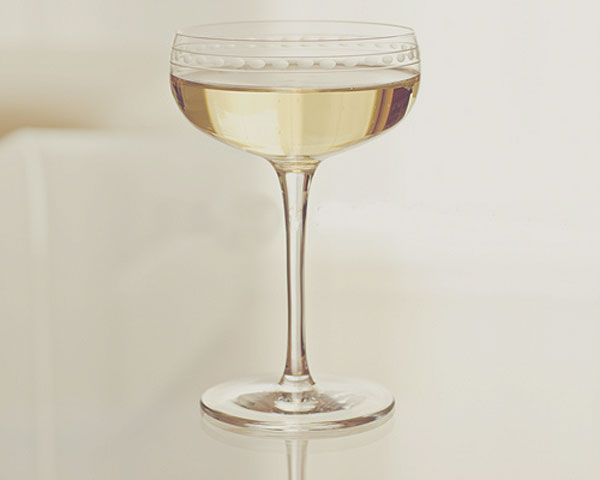 elegant white wine
