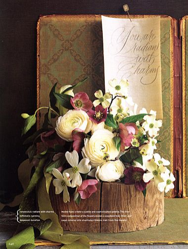 fall flowers decoration