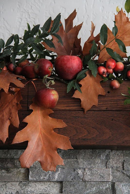 fall thanksgiving centerpiece