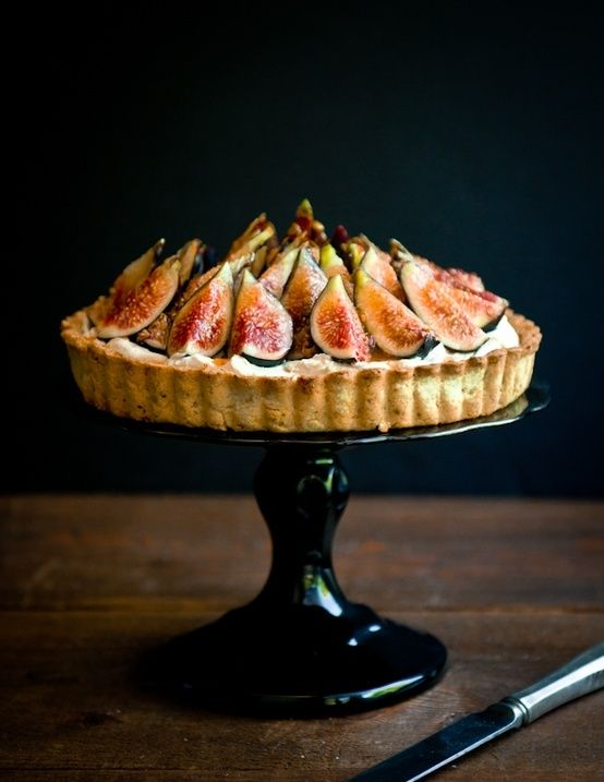 fig pie fall wedding