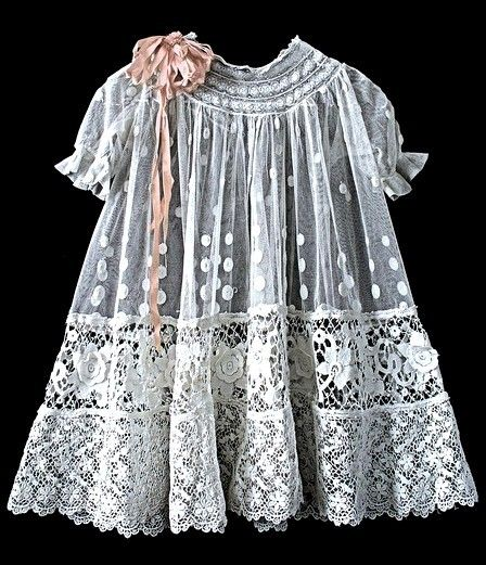 flower girl white lace
