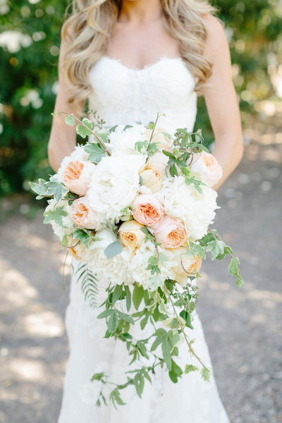 Flowering Cascading Bouquet