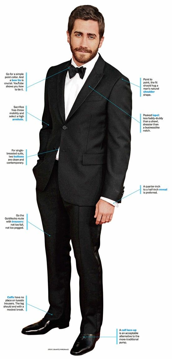 formal wear tips men