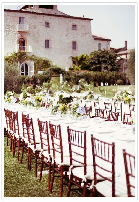 french table venue