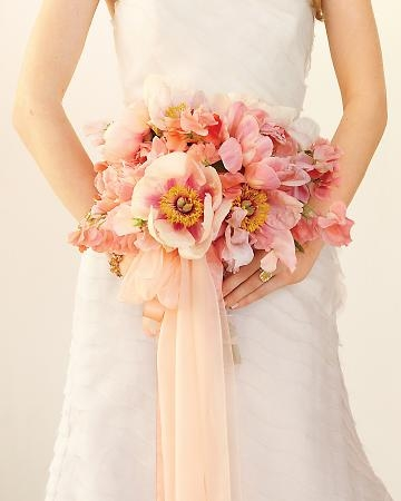 Full Pink Flower Bouquet