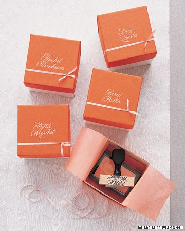 gift your bridesmaids