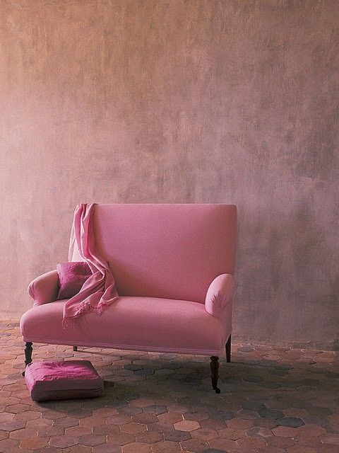 have a seat pink chair