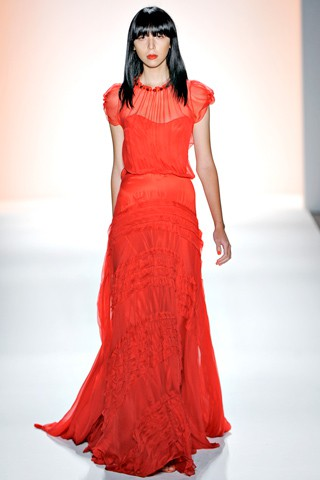 jenny packham red dress