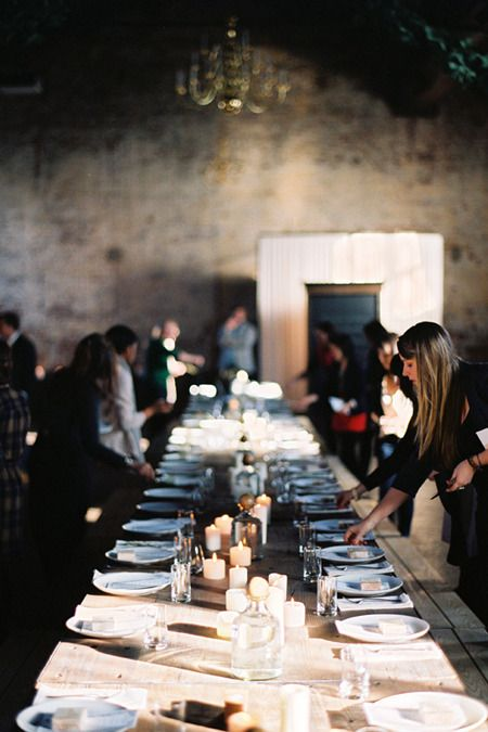 kinfolk dinner party