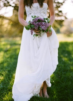 lilac-bouquet-summer-wedding