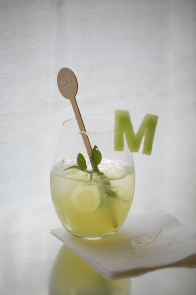 lime mojito cocktail