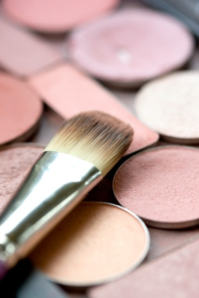 makeup blush beauty