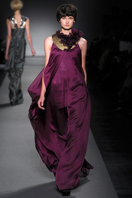 maroon long formal gown
