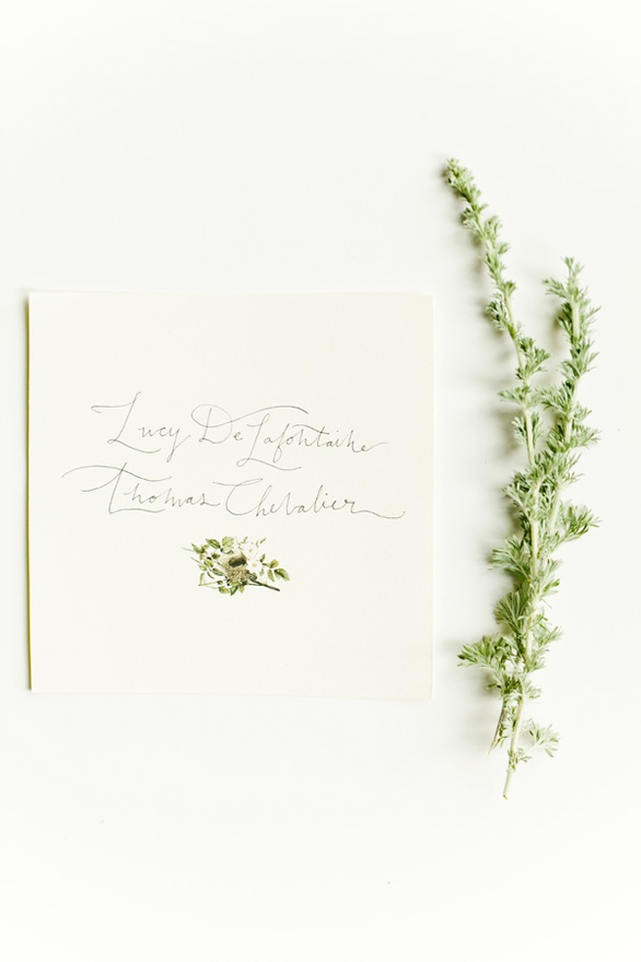 naturalist wedding inspiration