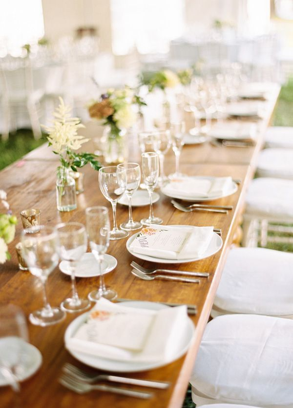 Outdoor new york wedding reception once wed for Outdoor wedding new york