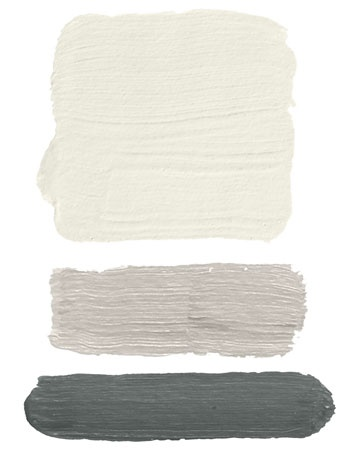 painting floors gray colors