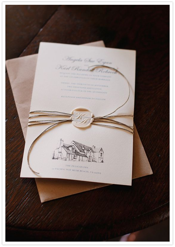 pelican inn invitation