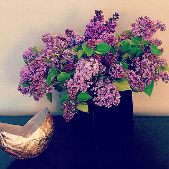personal purple arrangement