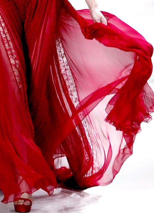 ravishing red