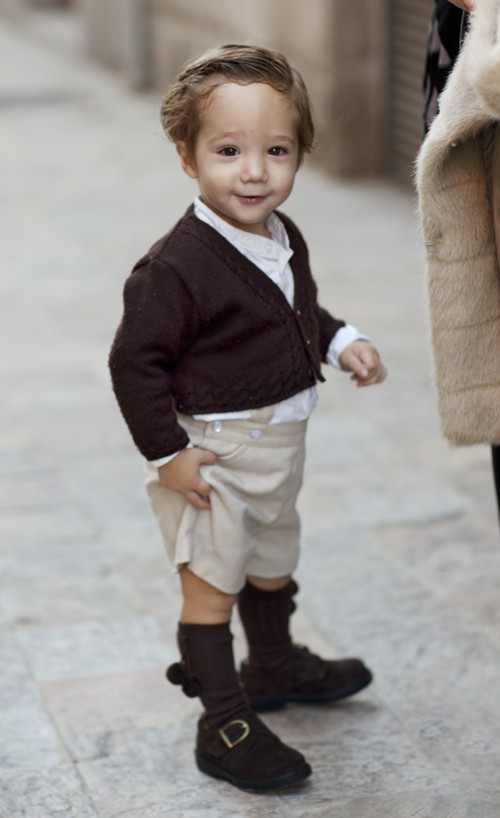 ring bearer brown