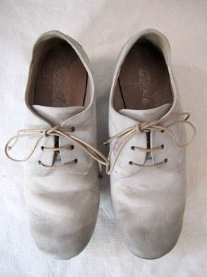 ring bearer gray shoes