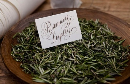 rosemary sendoff ideas