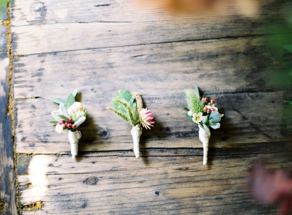 rustic wedding boutonniere elegant diy how to