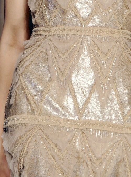 shimmer gold wedding gown