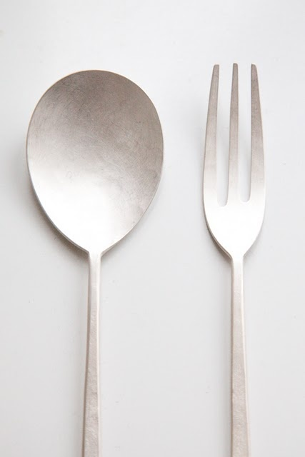 silverware stone colored